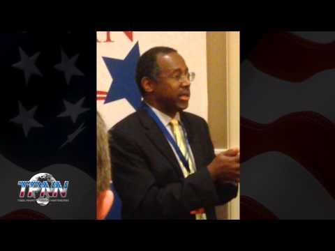 AMATEUR VIDEO: Ben Carson at Private CPAC Event