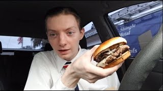 McDonald's NEW Mushroom & Swiss Burger Review