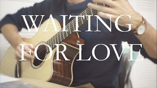 (Avicii) Waiting for love - Ronan Giraud (fingerstyle guitar cover)