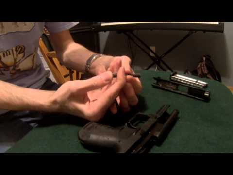 Walther P22 - Disassembly and Reassembly