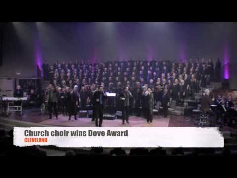 First Baptist Church in Cleveland TN wins Dove Award for cho