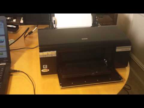 Epson R280 Printing With Uv Invisible Ink Artisan 50 How