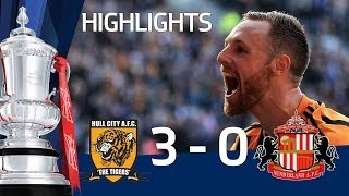 Video Gol Pertandingan Hull City vs Sunderland
