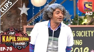 Dr. Mushoor Gulati Wants To Abuse Pushpa Naani - The Kapil Sharma Show – 31st Dec 2016