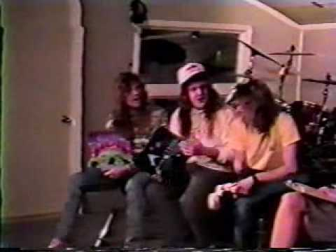Alpha Band Interview from 1987