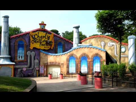Charlie & the Chocolate Factory - Theme Park Music