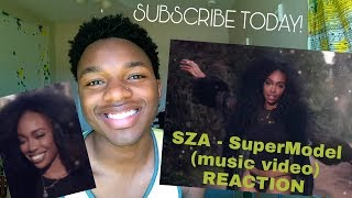 SZA Supermodel ( REACTION) #SurfaceTown
