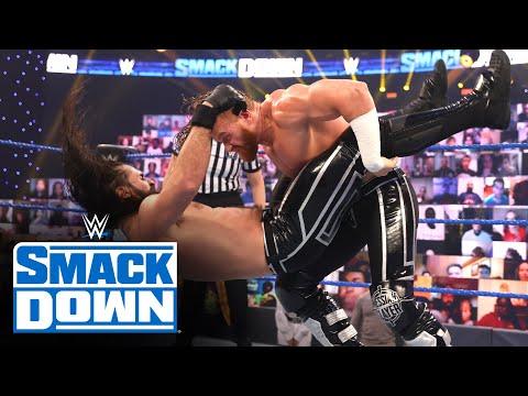 Murphy vs. Seth Rollins: SmackDown, Nov. 20, 2020