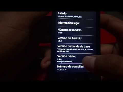 sony xperia j st26 actualizacion manual 4 1 2 jelly bean oficial