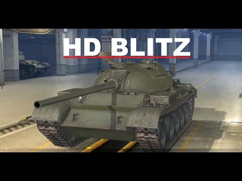 HD Модели Танков WOT Blitz