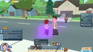 Family Guy Online Gameplay! {WARNING: NOT A YTP}