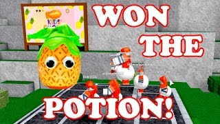 Roblox / WON THE SLIME POTION!!! / Blox Hunt / GamingwithPawesomeTV