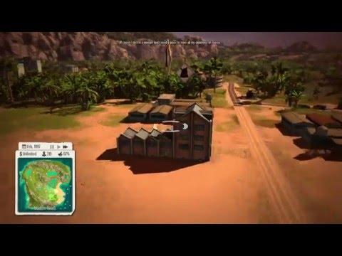 Tropico 5 let's play#4 sandbox final episode |
