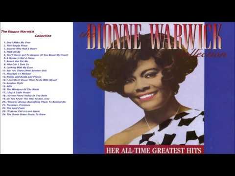 Dionne Warwick The Dionne Warwick Collection