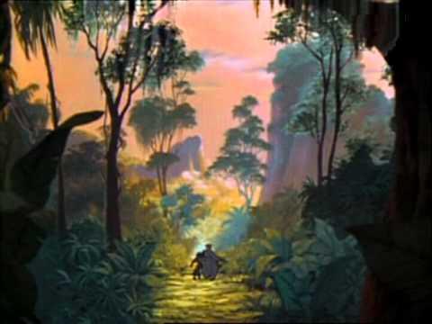 Jungle Book - Bare necessities (movie ending)