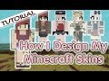 Tutorial: How I Design My Minecraft Skins