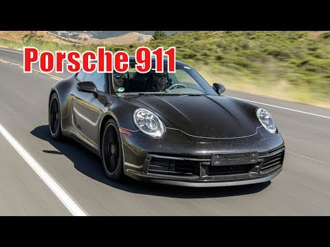 2020 New Porsche 911 Carrera S Cabriolet – Feel the pure driving experience