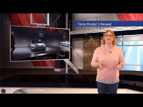 Tesla Model 3 Reveal, e-Golf Recall, Prius Prime, T.E.N. Future Car News 1st April 2016