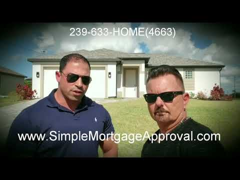 100% VA Financing For New Construction In Cape Coral Florida