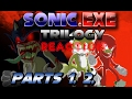 Sonic EXE Part 1-2 Reaction German