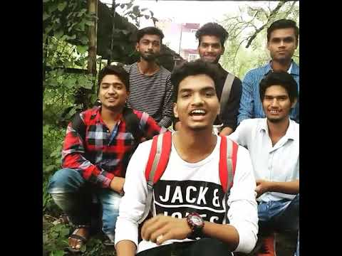 Sonu song  .. holkar science college  M5 section ...Dharmandra yadav ... ROCK