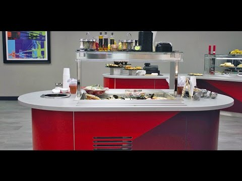 CED Liverpool   Bespoke Counter Manufacturing