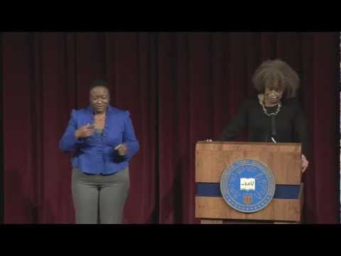 ODI: The Indivisibility of Justice with Angela Davis - February 14, 2013