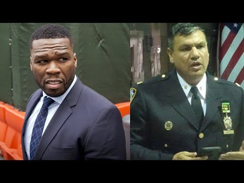 50 Cent Reacts To NYPD Commander Telling His Officers To  Shoot 50 Cent On Sight