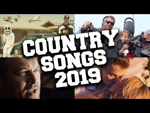 Top 50 Country Songs - October 2019