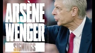 Who were Arsene Wenger's top 10 Arsenal signings? | #MerciArsene