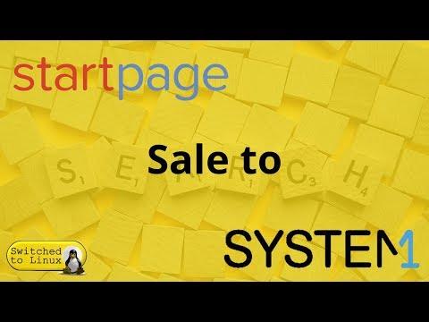 StartPage Sale to System1: Is Startpage Still Safe?