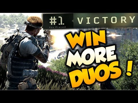 Blackout Tips & Tricks: How To Win MORE Duos Games! (Black Ops 4 Blackout Battle Royale)