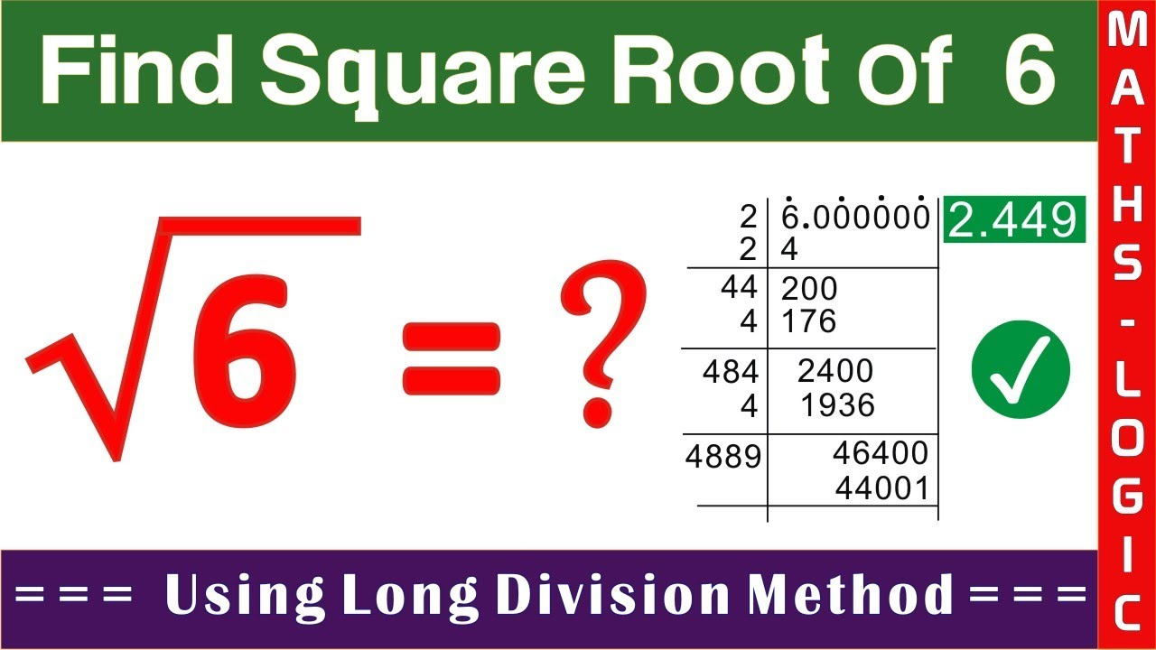 How to find out square root of 112  Square root of 112 by long