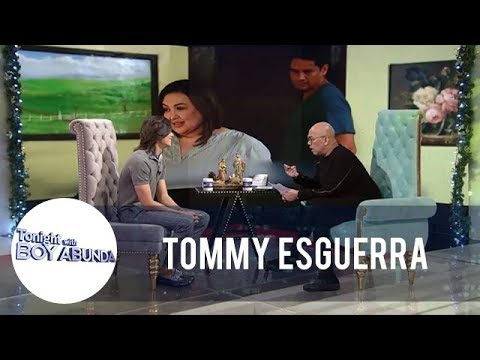 TWBA: Tommy talks about his working relationship with his co-stars in his new movie
