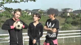 "AAA ""Buzz Communication"" Tour 2011 宮崎公演本番前に収録した映像です!"