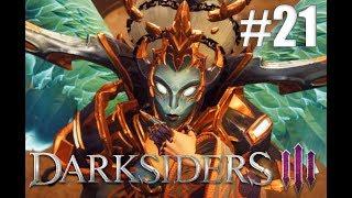 ГОРДЫНЯ БОСС   ГНЕВ  ► Darksiders 3 прохождение 21