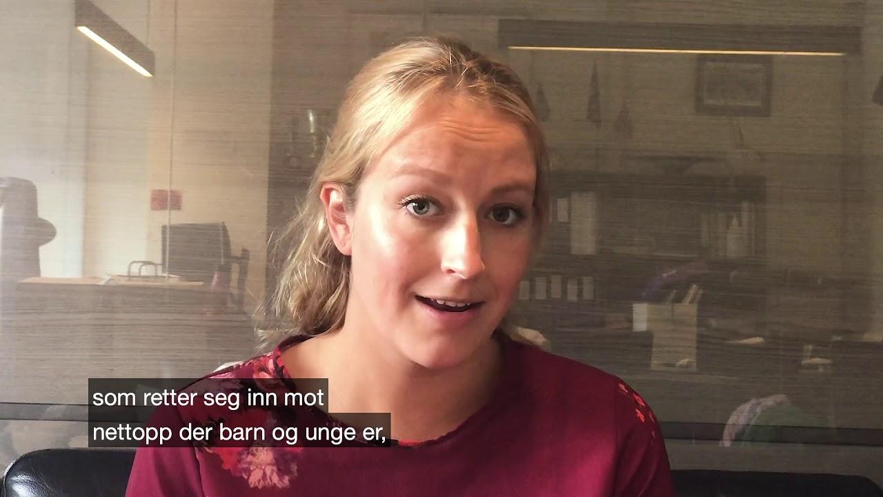 Sandra Bruflot: slik vil Unge Høyre forebygge psykiske helseplager hos barn og unge