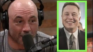 Joe Rogan - Elon Musk Has Such a Unique Mind