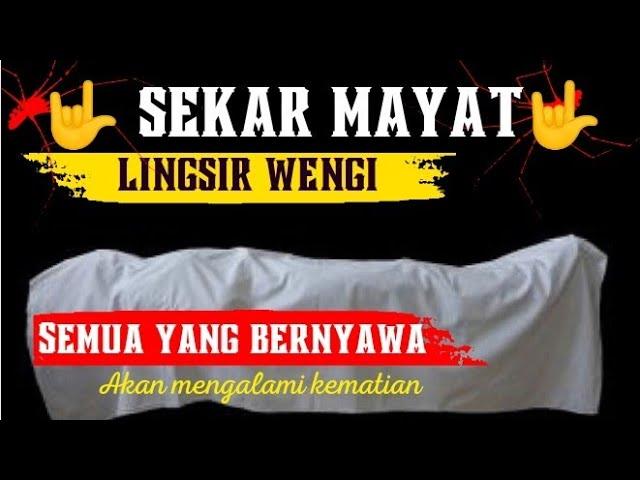 Sekar mayat - Lingsir wengi ( Gothik metal Indonesia) ◀🇮🇩 SEKAR MAYAT 🇮🇩▶