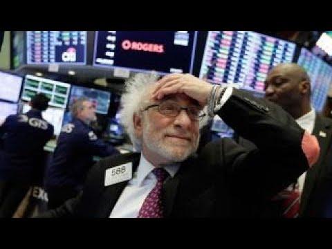 Trump touts strong economy amid volatile stock market