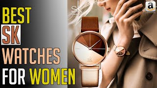 Top 11 Ladies Watches | Women Stainless Steel Wrist Watches