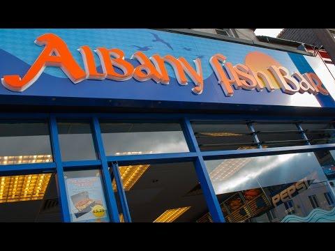 Albany Fish Bar - September 2015