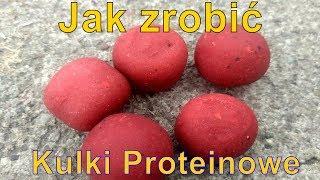 Kulki proteinowe - jak zrobić-skład - kulki po naszemu