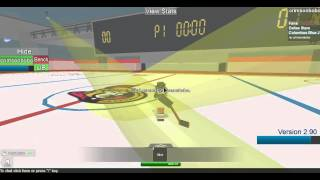 Roblox NHL How to Score a Goal