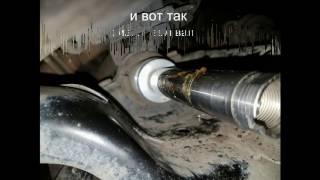Видео-инструкция к ремкомплекту рулевой рейки Honda Civic 4D, 5D (втулка)