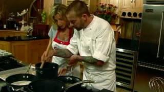 The Chef's Kitchen-panna Cotta