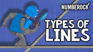 Types of Lines Song For Kids: Parallel, Perpendicular and Intersecting