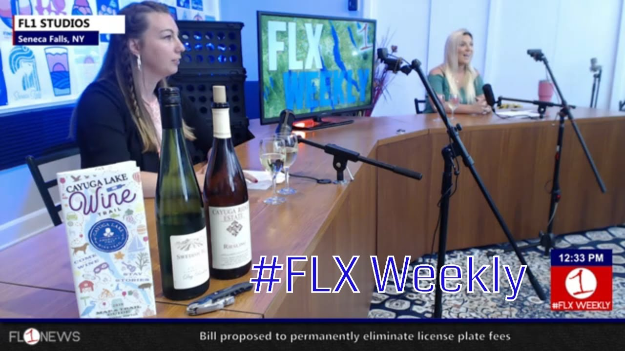 Wine Wednesday as Autumn Arrives in the Finger Lakes .::. FLX Weekly 9/25/19