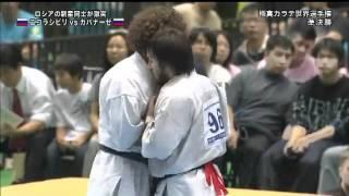 10-й Абсолютный Чемпионат Мира по карате киокушинкай(Телевизионный фильм на японском языке о 10-м Абсолютном Чемпионате Мира по киокушинкай каратэ (10th World Open..., 2011-12-20T08:48:58.000Z)