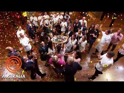 2016 Winner Announced At The Grand Final | MasterChef Australia | MasterChef World